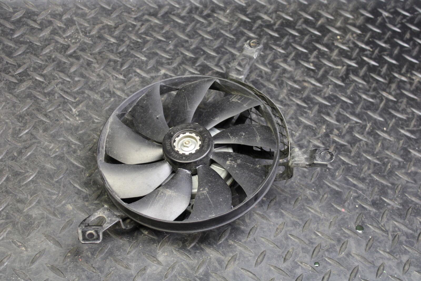 07 Suzuki Gsxr1000 Engine Radiator Cooling Fan 17800